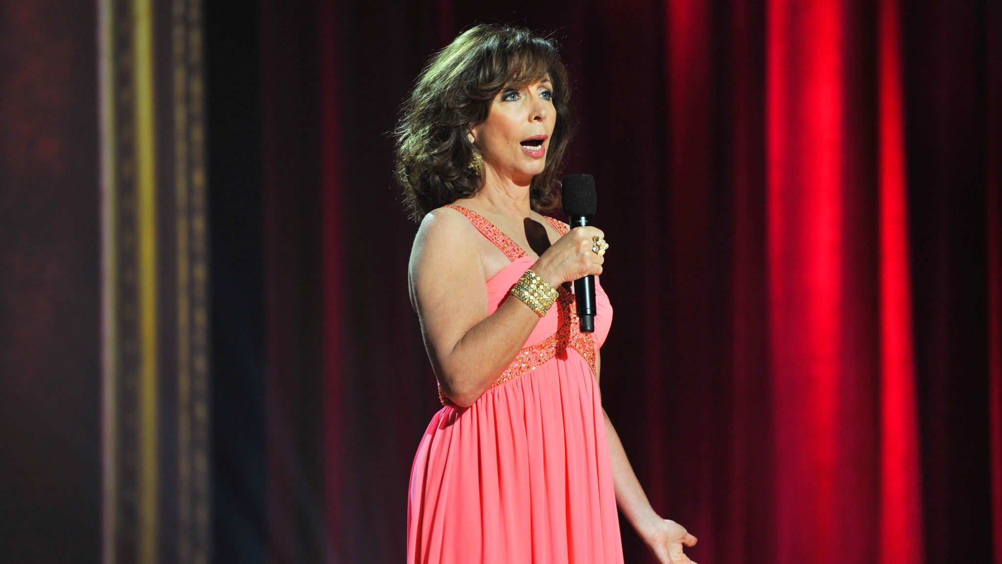 Rita Rudner at Three Stages at Folsom Lake College
