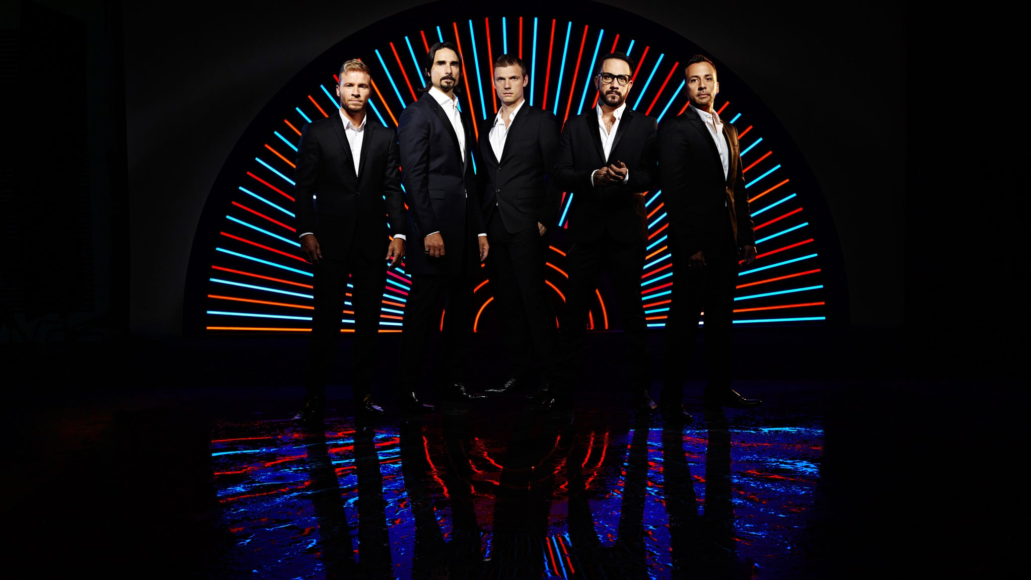 Backstreet Boys All Star Christmas at Mohegan Sun Arena