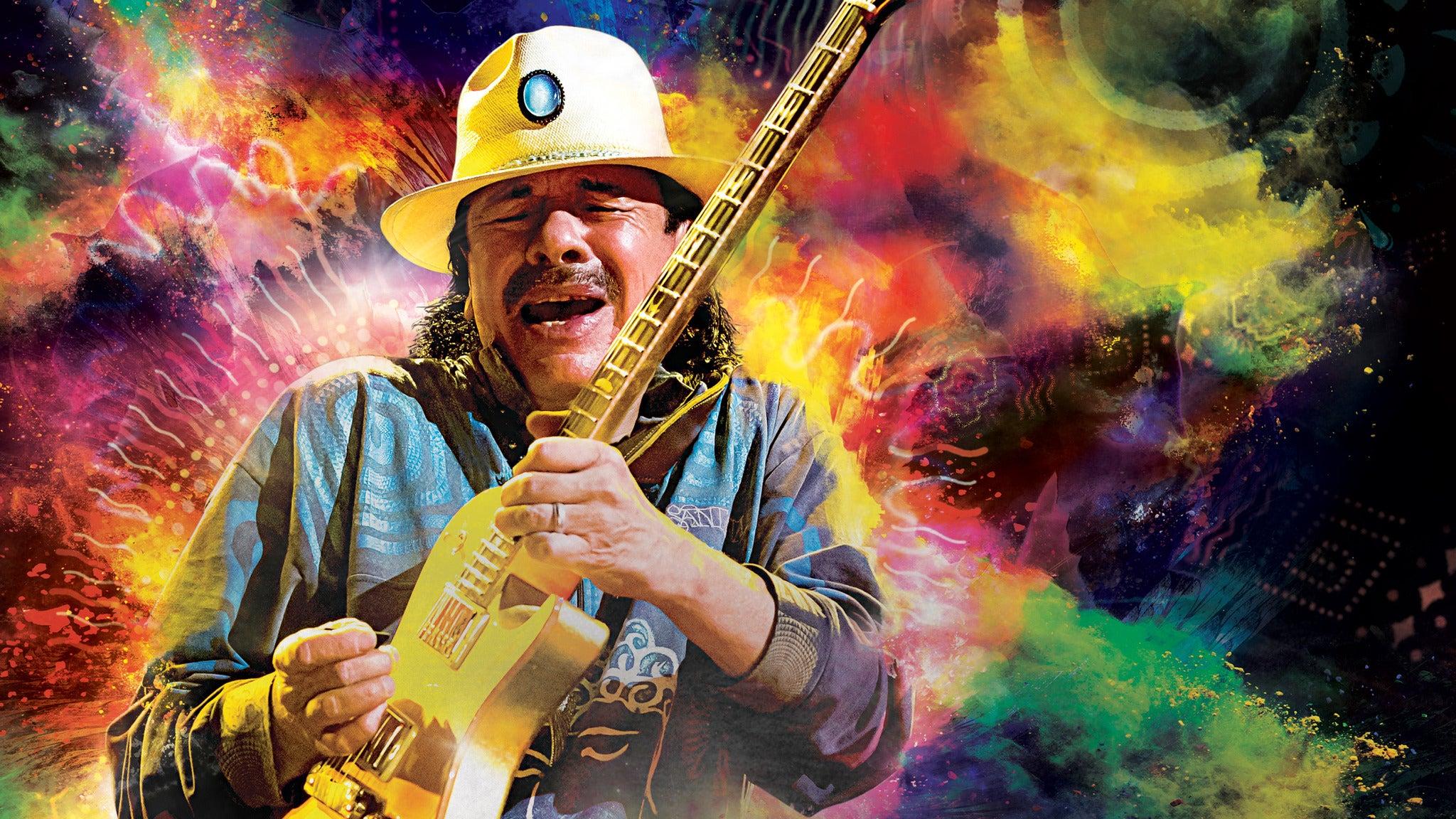 Santana at Ak-Chin Pavilion