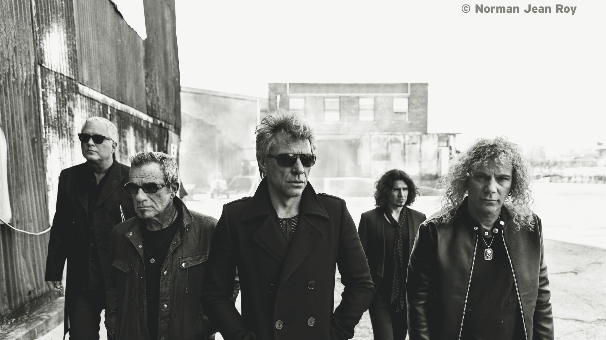 Bon Jovi With Bryan Adams at Enterprise Center