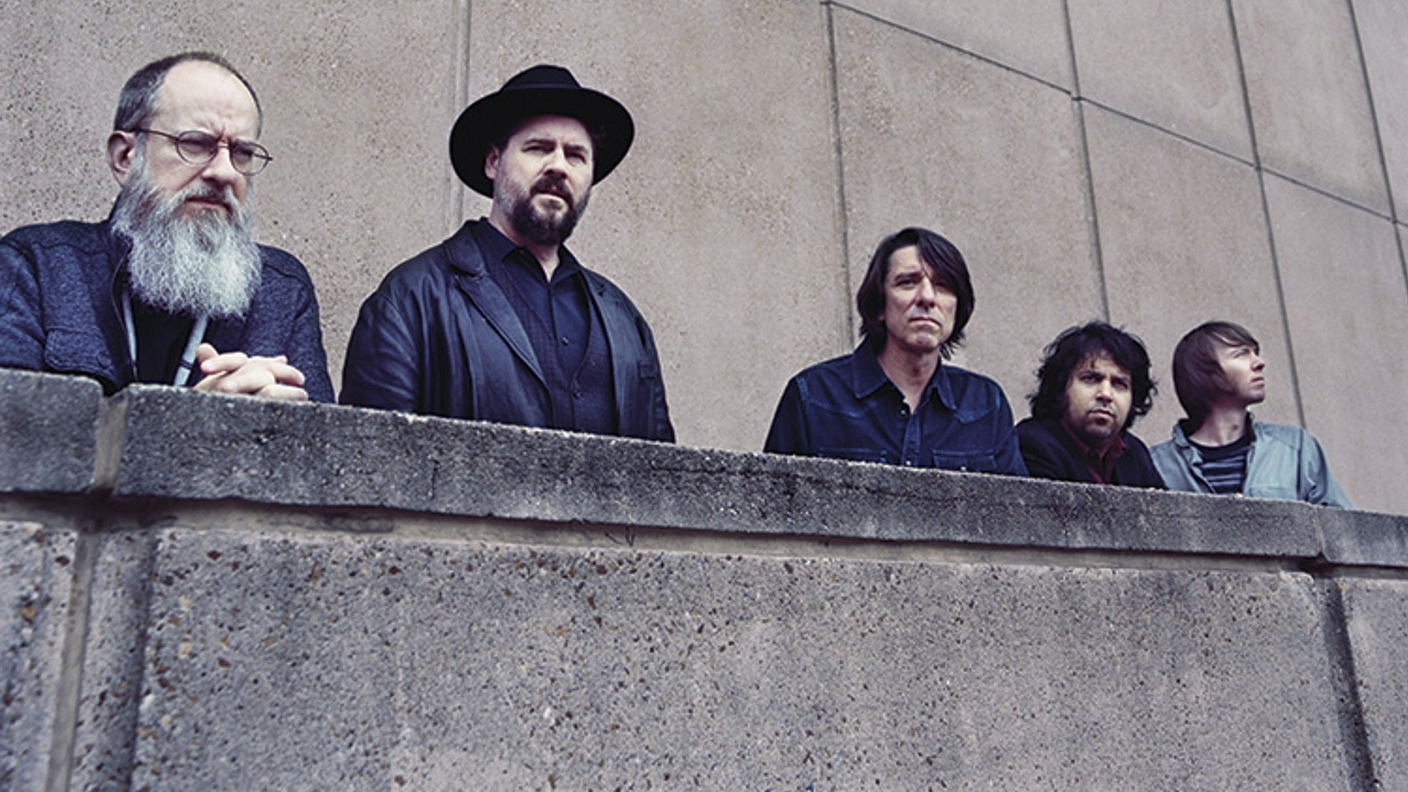 Drive By Truckers at Manchester Music Hall