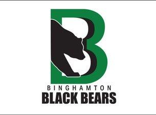 Binghamton Black Bears vs. Delaware Thunder