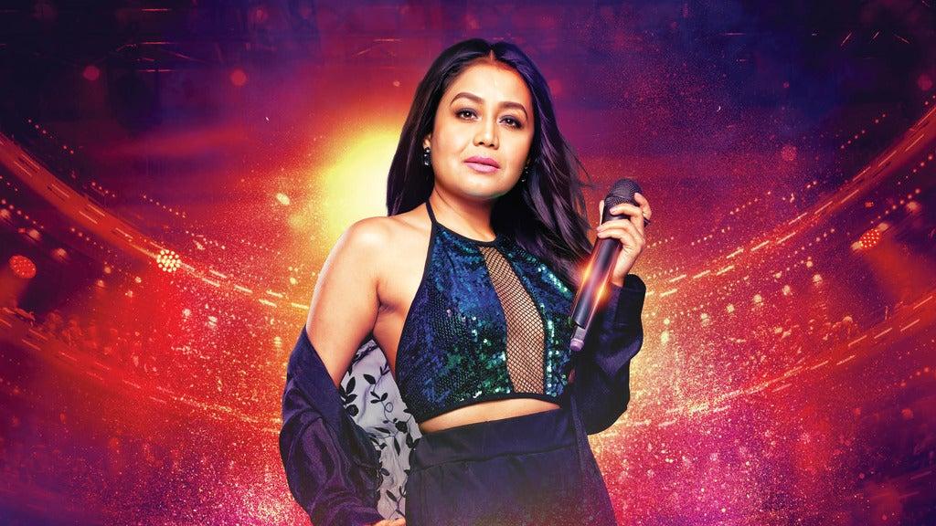 Neha Kakkar First Direct Arena Seating Plan