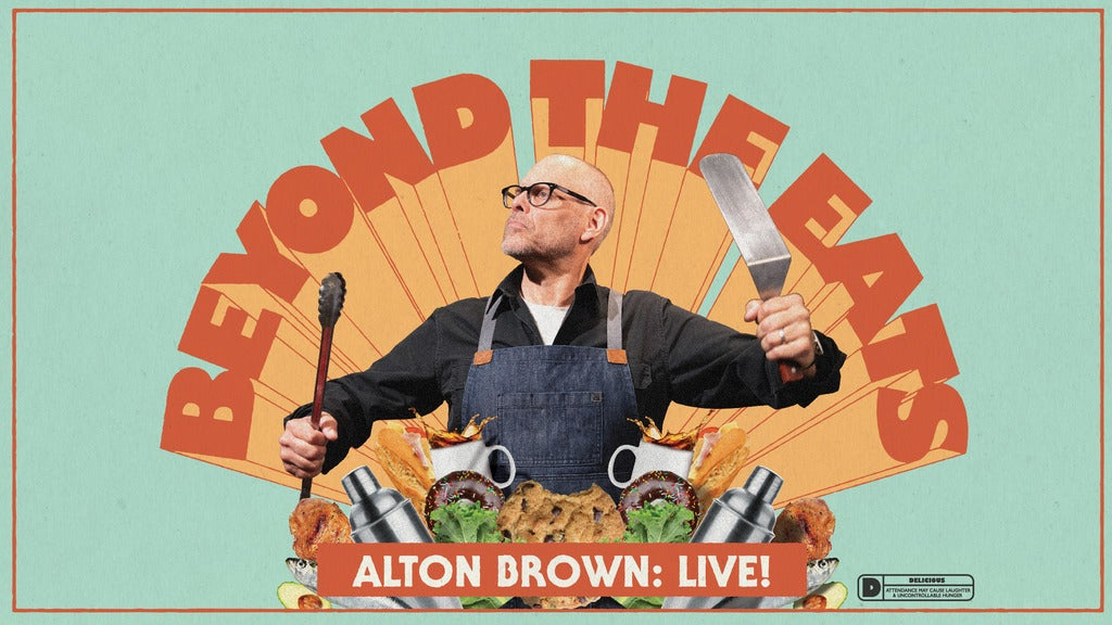 Hotels near Alton Brown Events