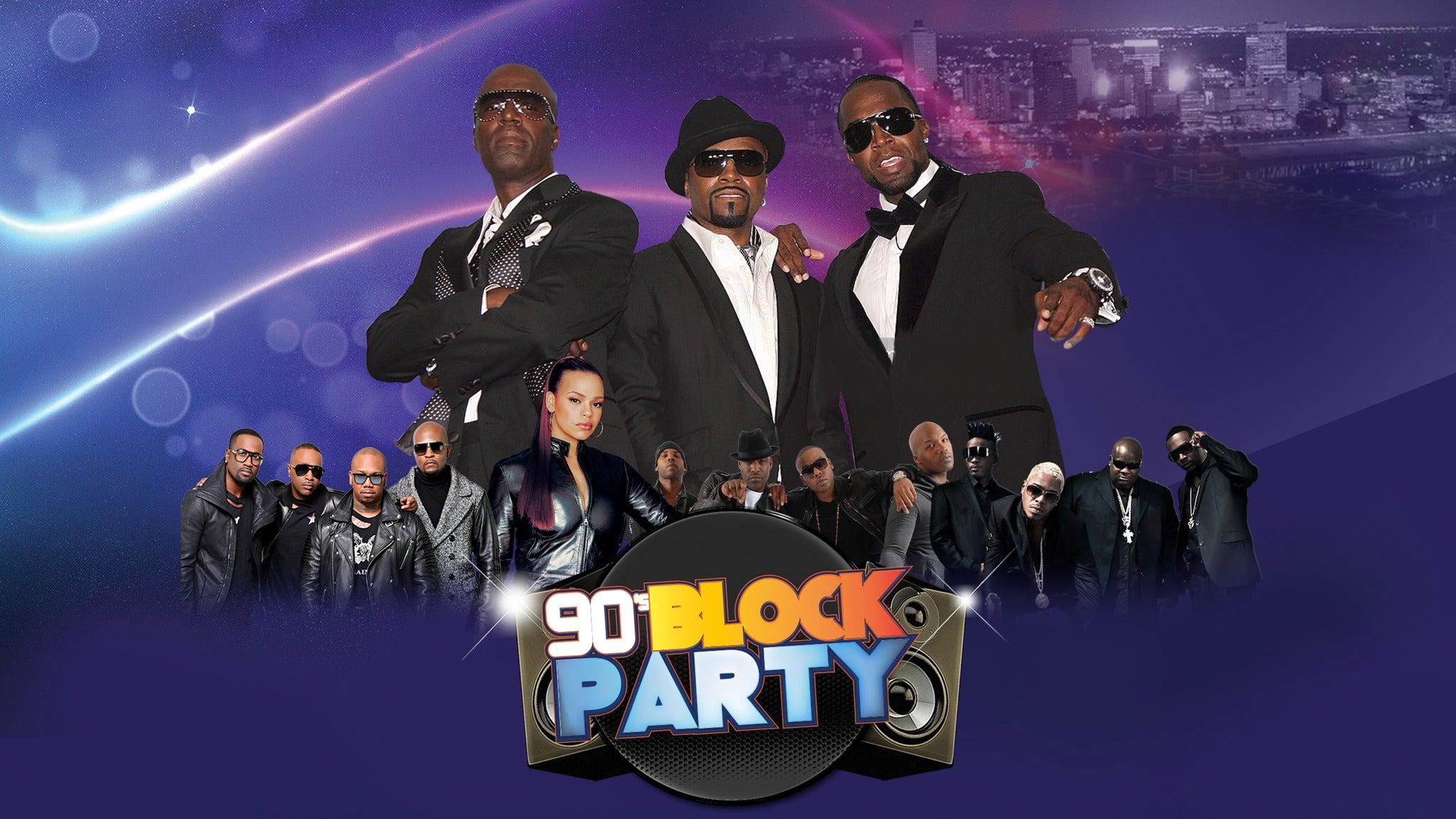 Memphis 90s Block Party