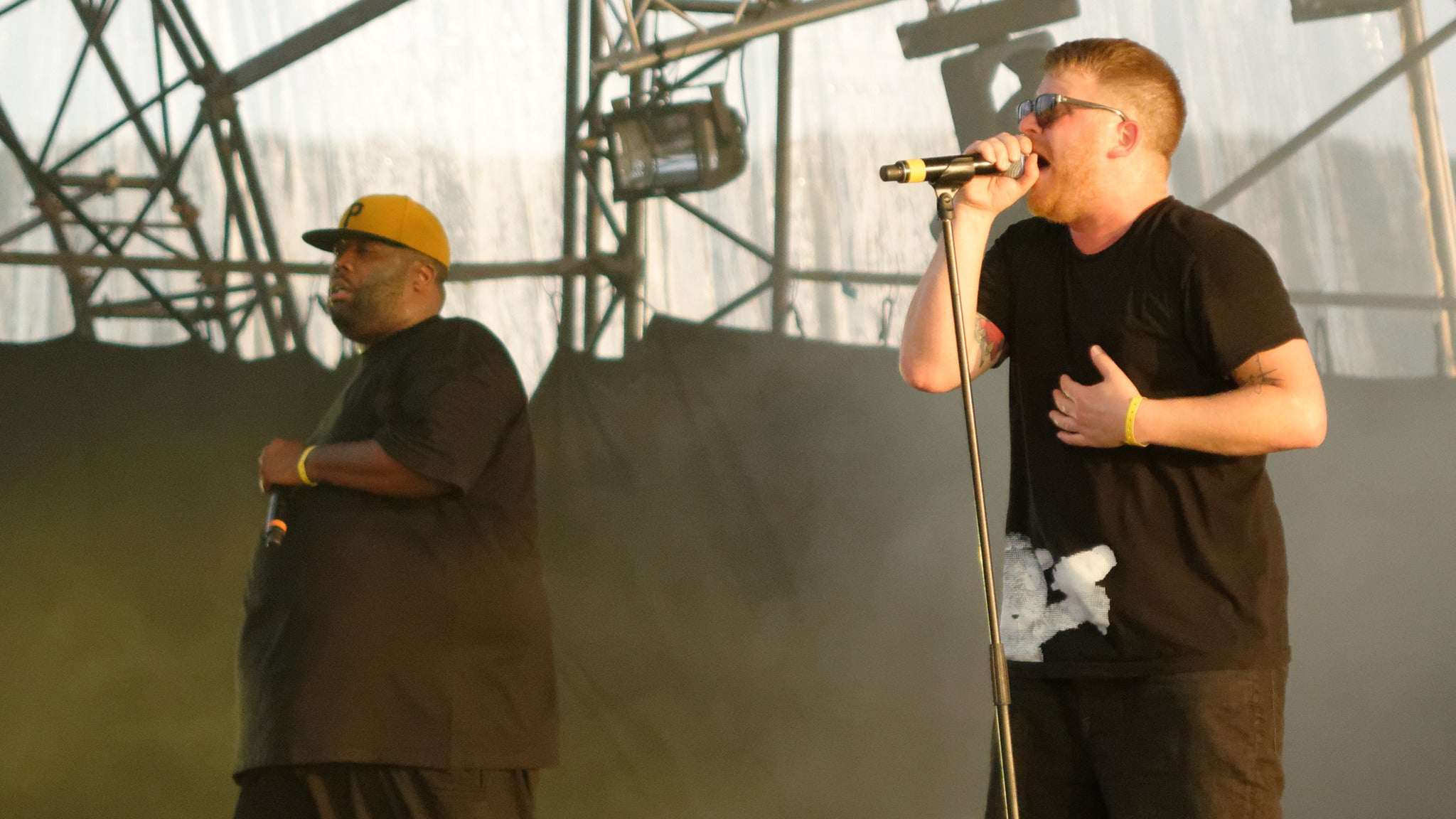 Run the Jewels: Run the World Tour
