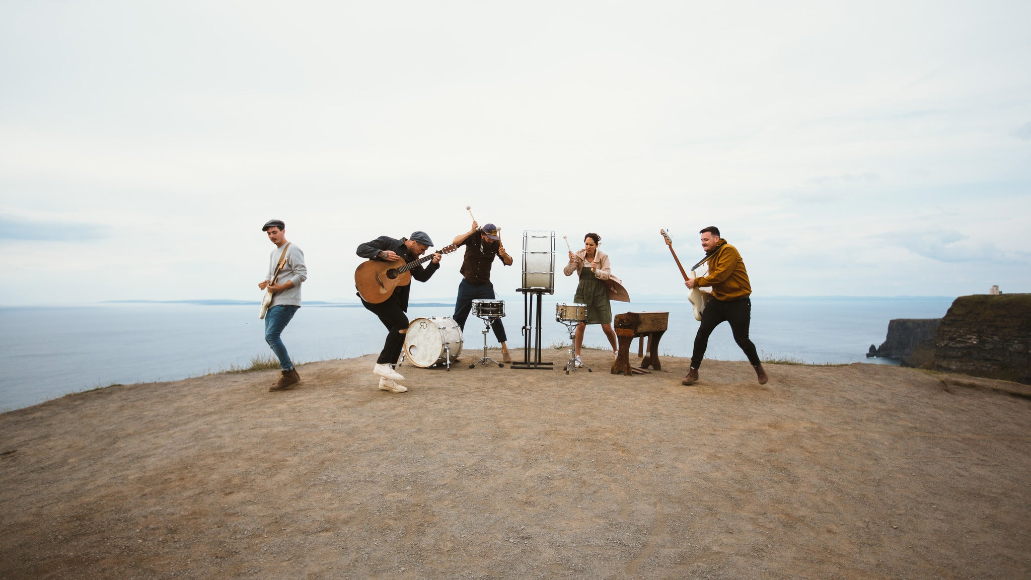 Rend Collective tickets (Copyright © Ticketmaster)