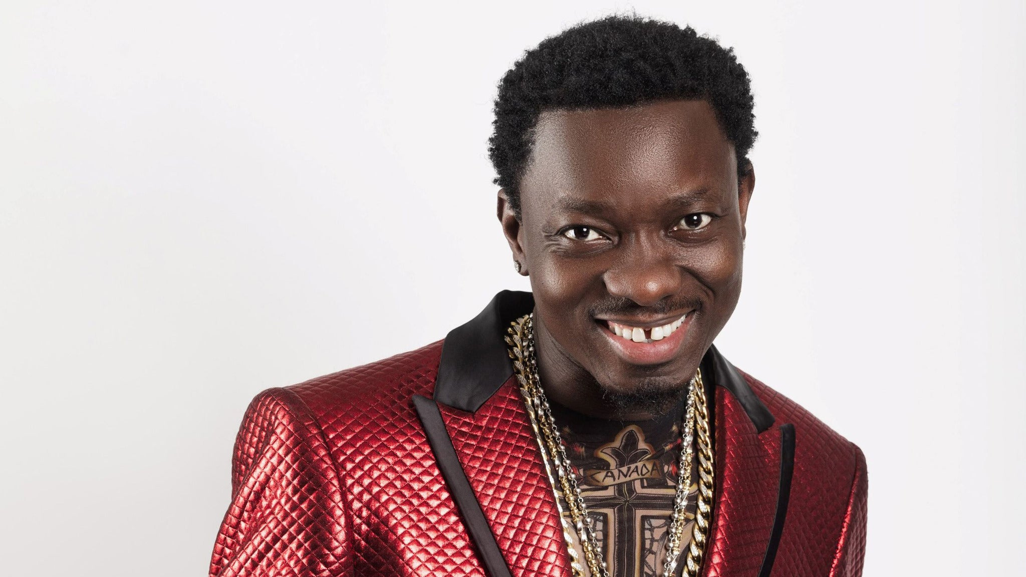 Michael Blackson at Albany Municipal Auditorium