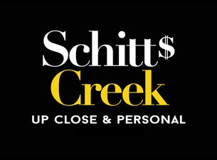Schitt's Creek: Up Close & Personal