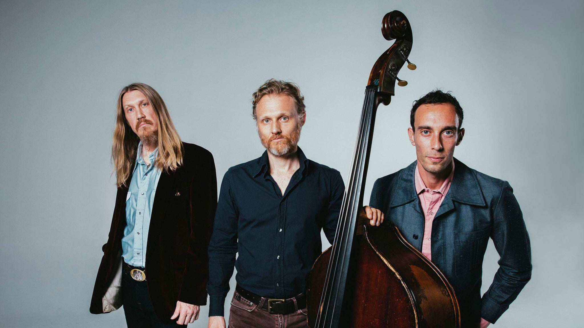 The Wood Brothers w/ Colter Wall at Britt Pavilion