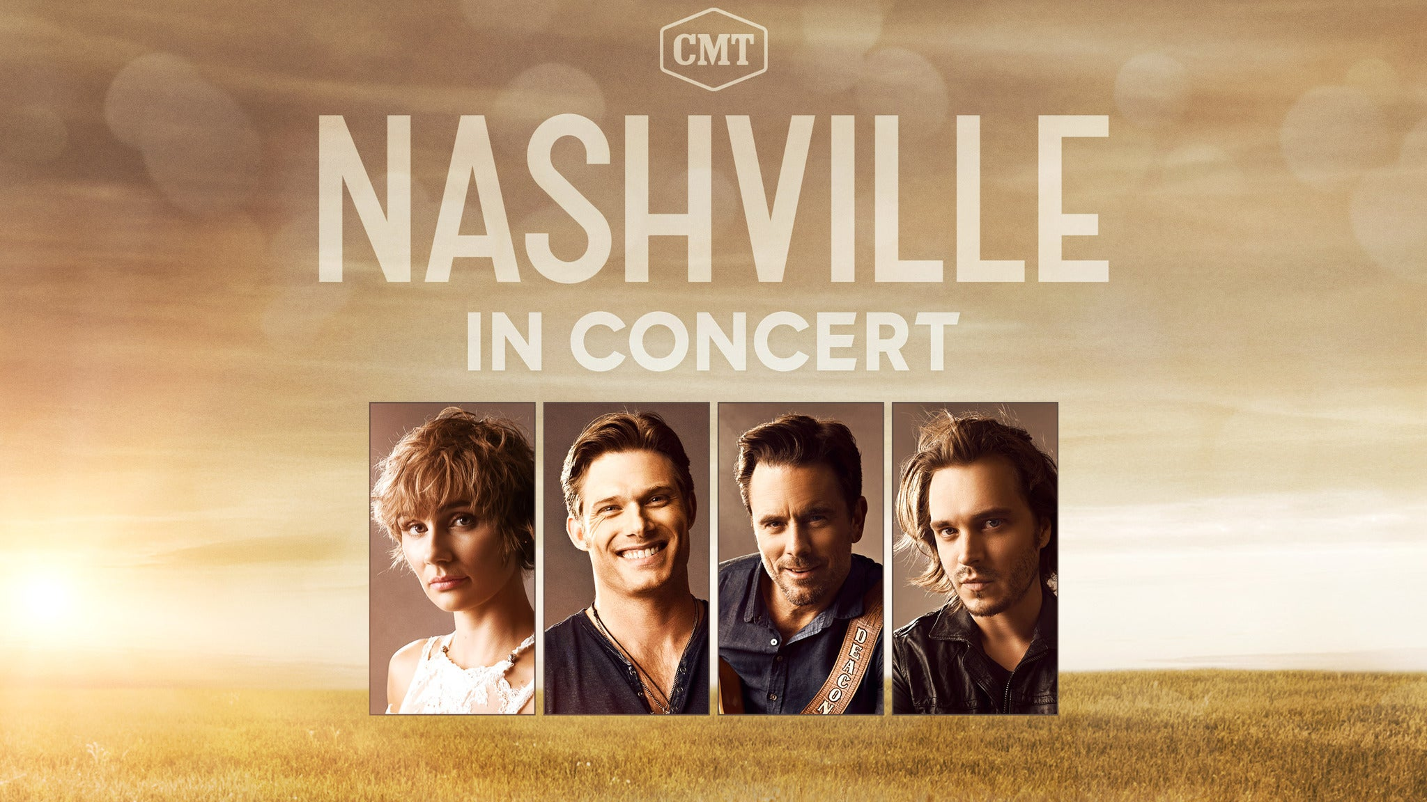 CMT's Nashville In Concert at Chastain Park Amphitheatre