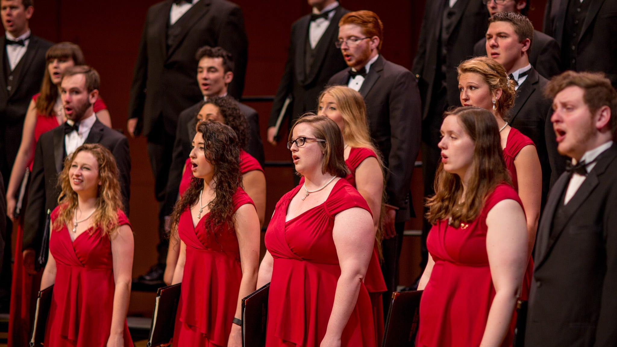 Illinois State Choral Collage