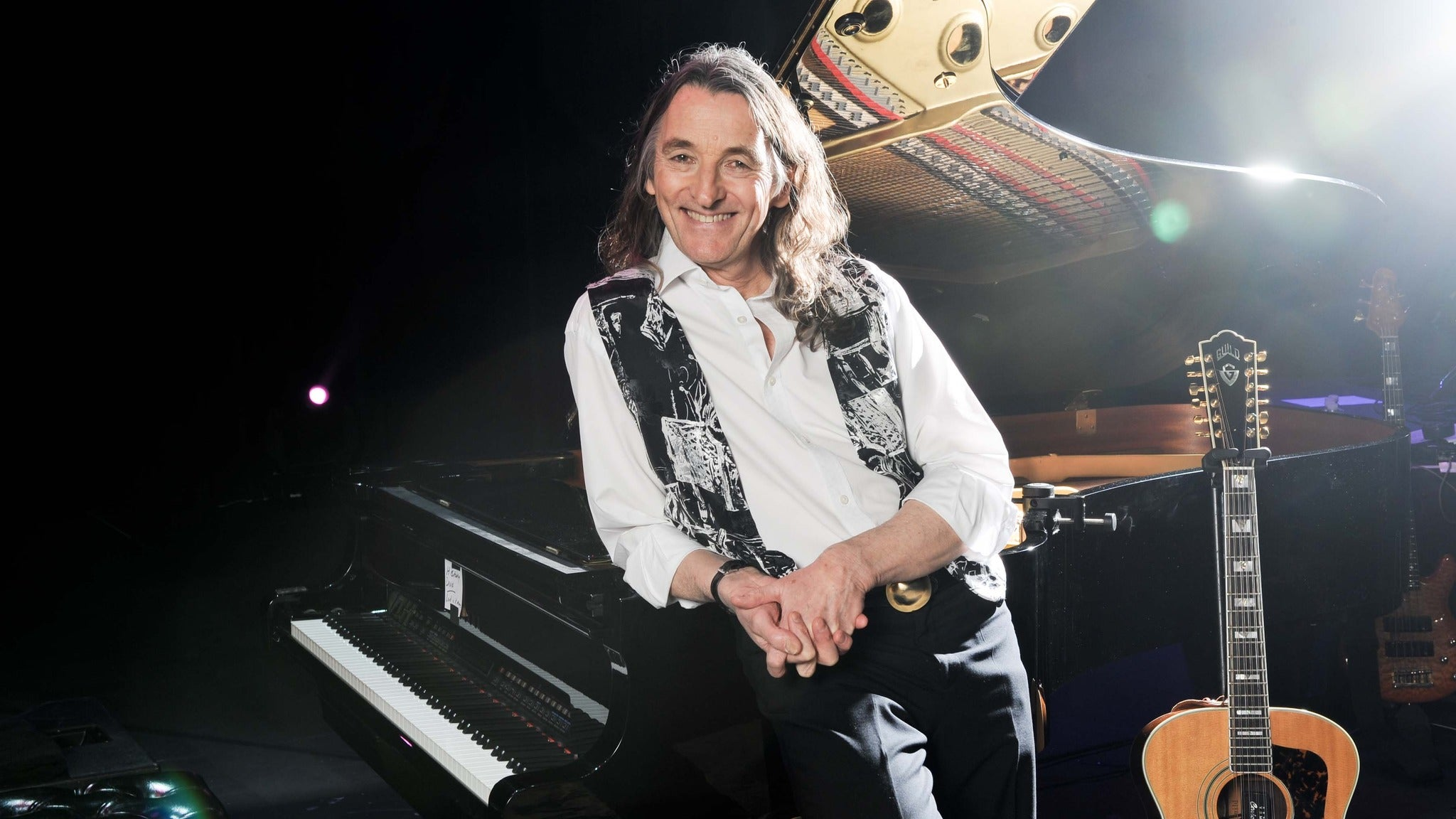 SUPERTRAMP'S ROGER HODGSON at Humphreys Concerts By the Bay