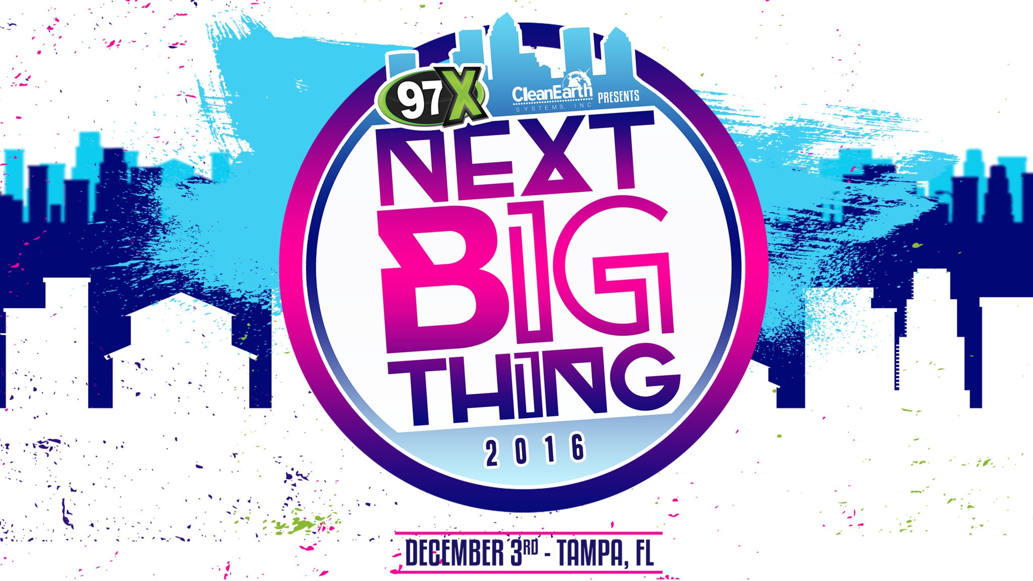 97X Next Big Thing - Tampa, FL 33610