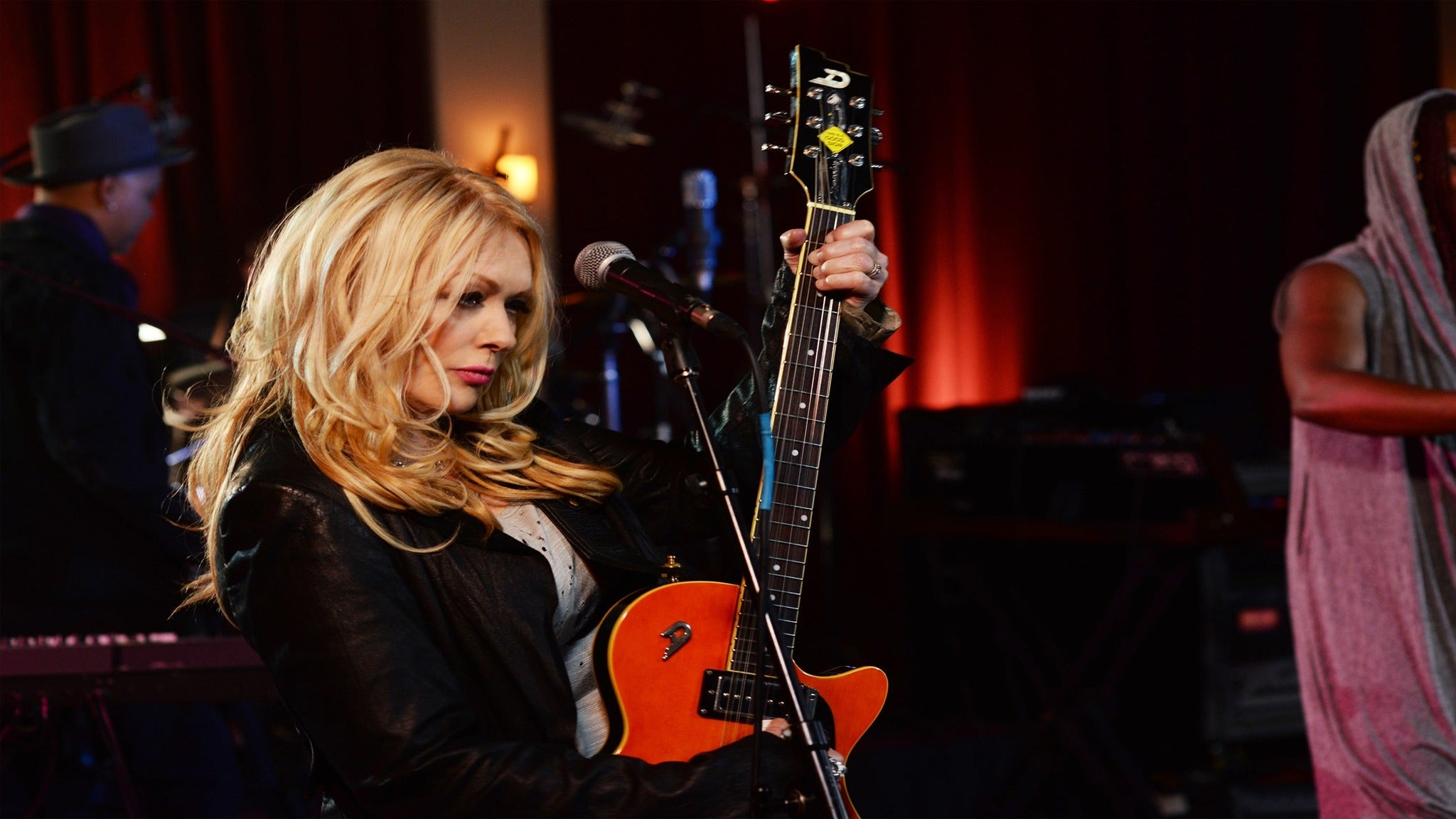 Nancy Wilson at Del Mar Fairgrounds
