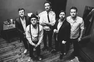 FRANK TURNER & THE SLEEPING SOULS BE MORE KIND WORLD TOUR 2018