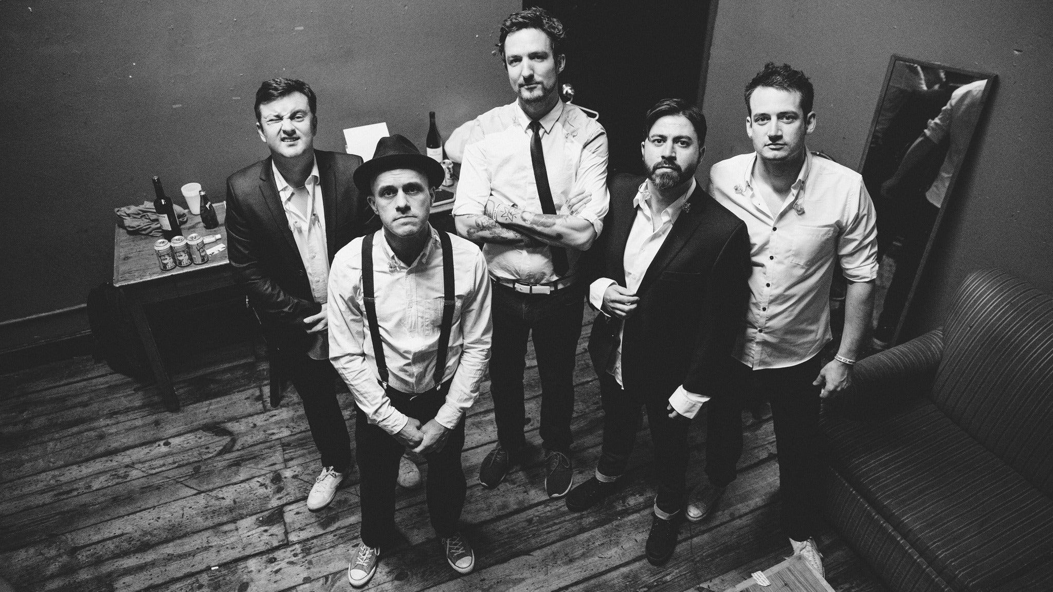 Frank Turner & The Sleeping Souls at Myth