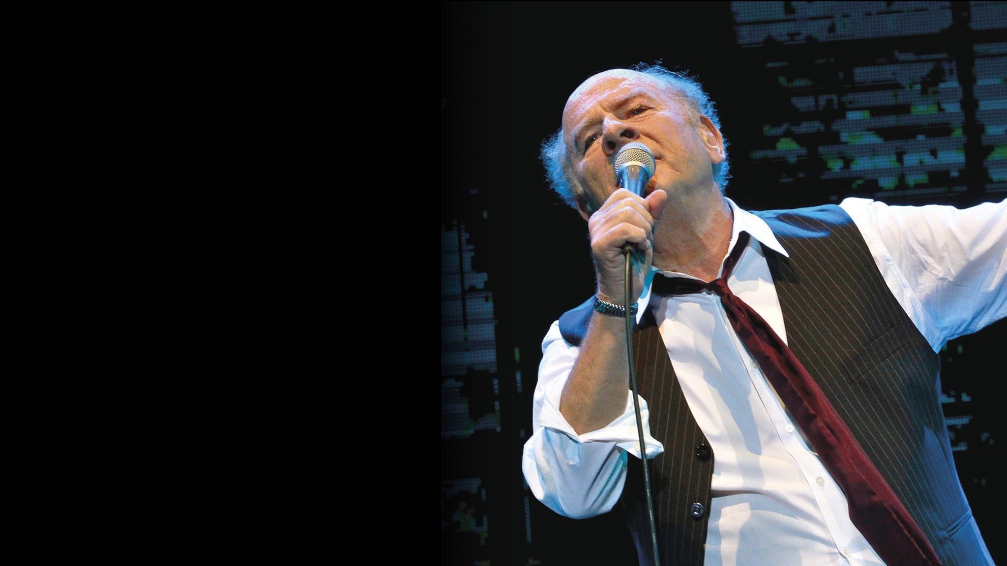Art Garfunkel at Three Stages at Folsom Lake College