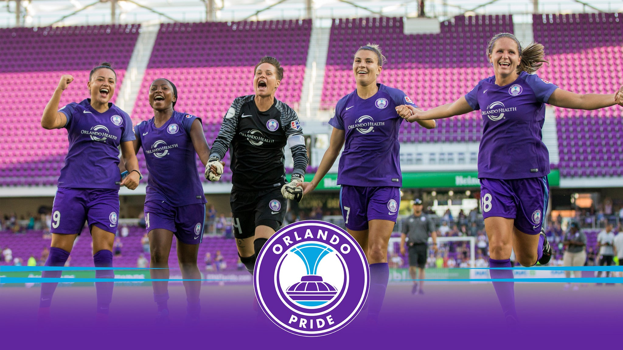 Orlando Pride vs. Chicago Red Stars at Orlando City Stadium