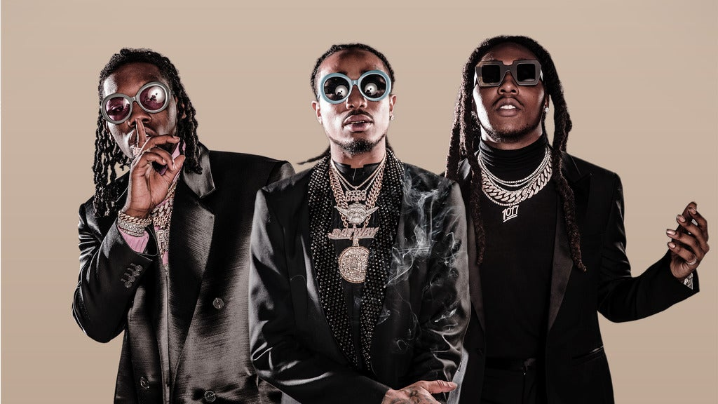 Hotels near Migos Events