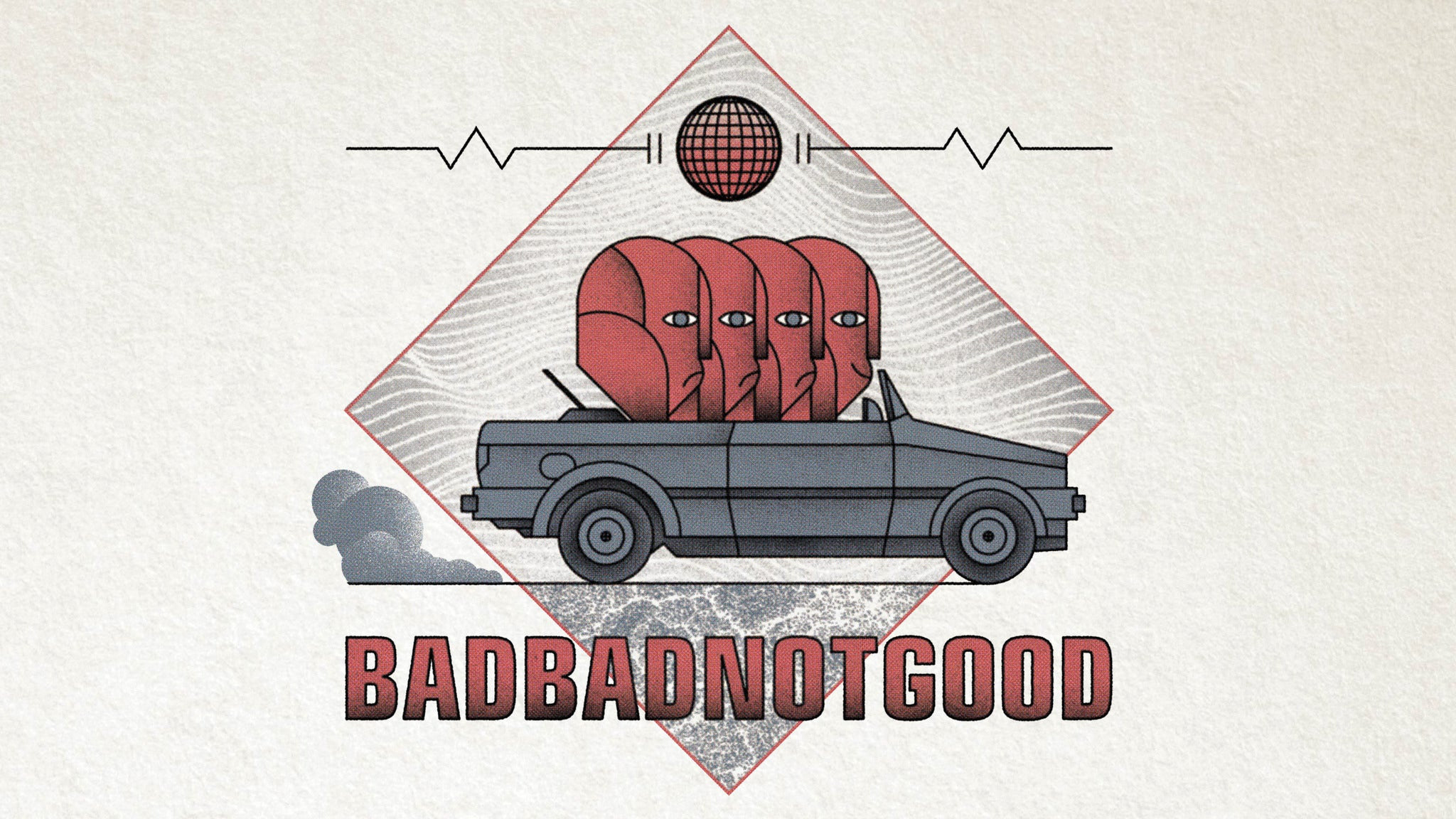 Badbadnotgood at Fox Theater - Oakland