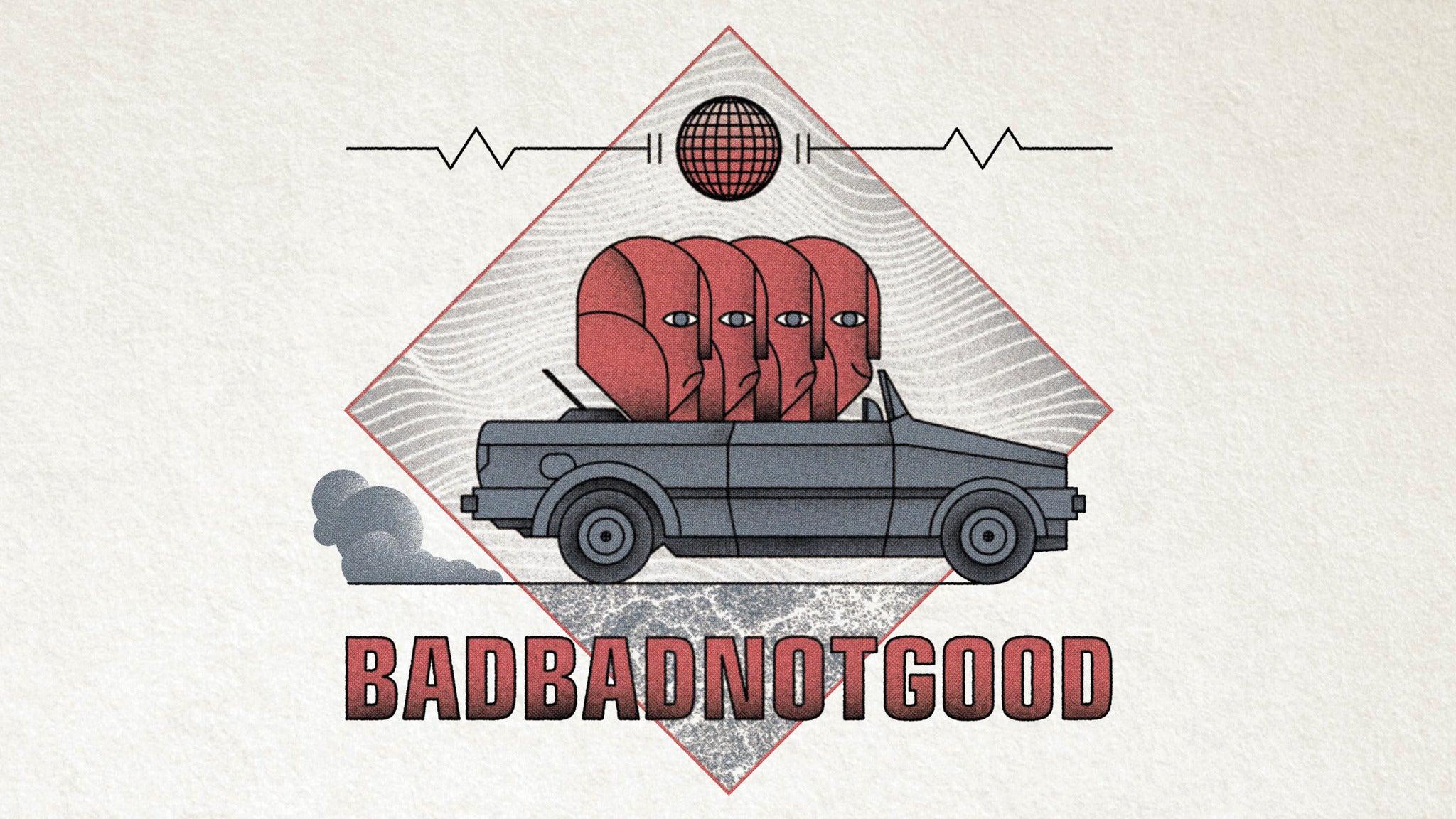 Badbadnotgood at Fox Theater - Oakland - Oakland, CA 94612