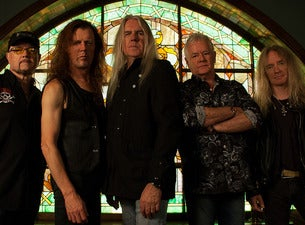 Saxon : 40th Anniversary Castles and Eagles Tour, 2020-08-08, Глазго