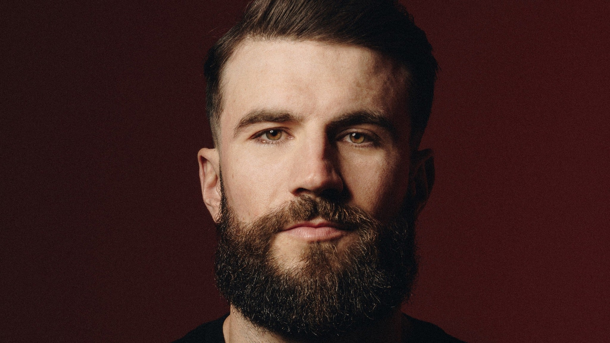 Sam Hunt at Indianapolis Motor Speedway