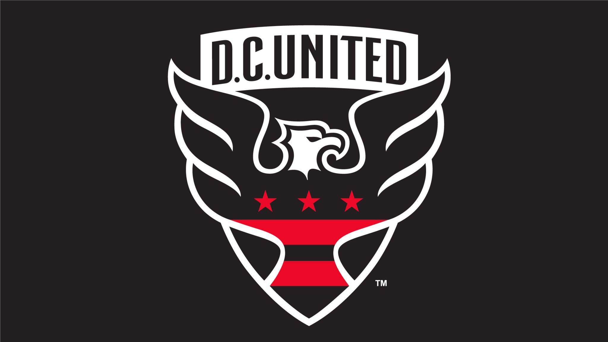 D.C. UNITED vs. Chicago Fire at RFK Stadium - Washington, DC 20003