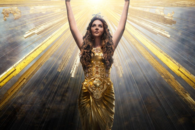 Hymn Sarah Brightman In Concert tickets (Copyright © Ticketmaster)