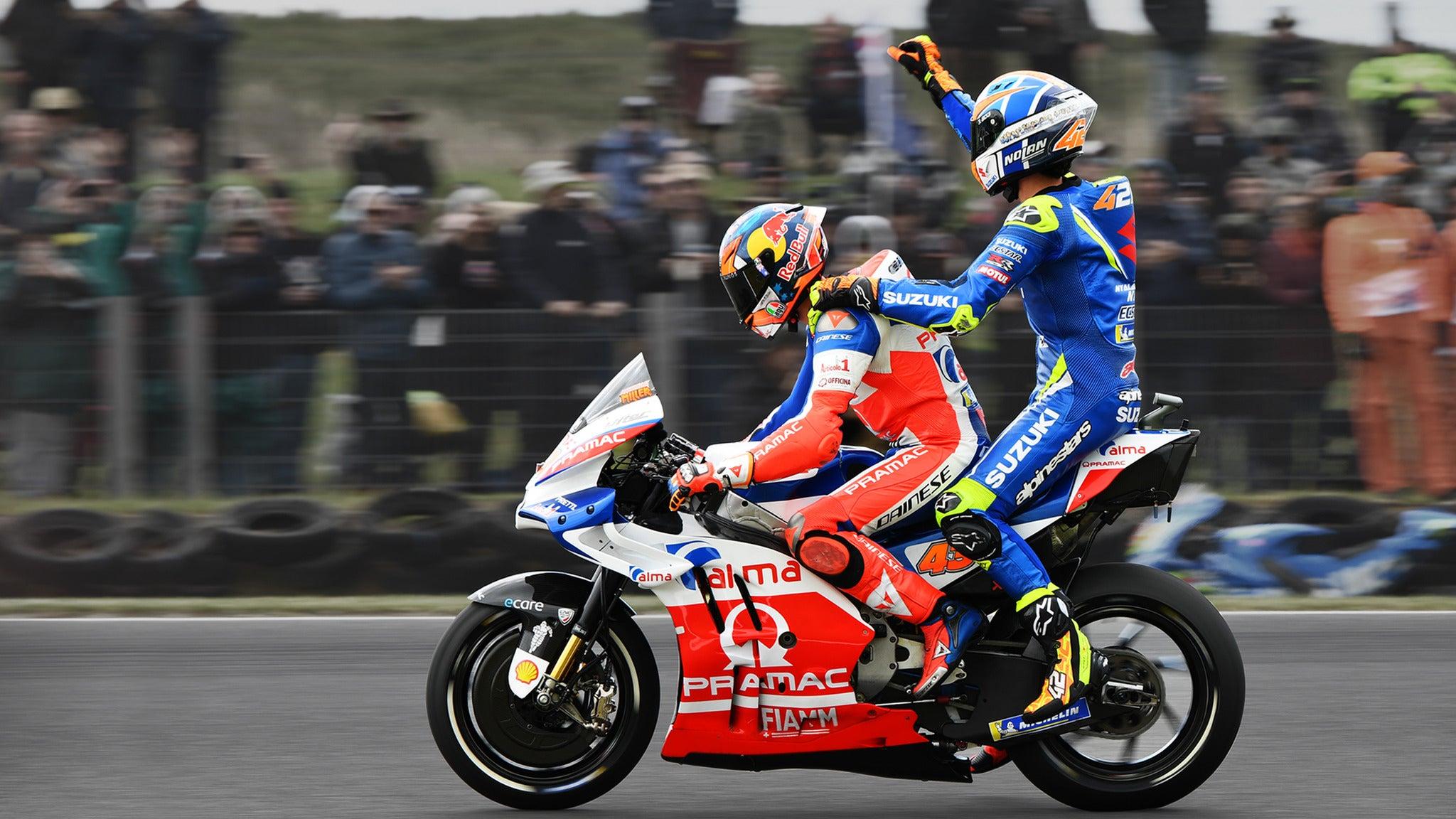 Pramac Generac Australian MotoGP - Gardner Straight Stand (3 Day Pass)