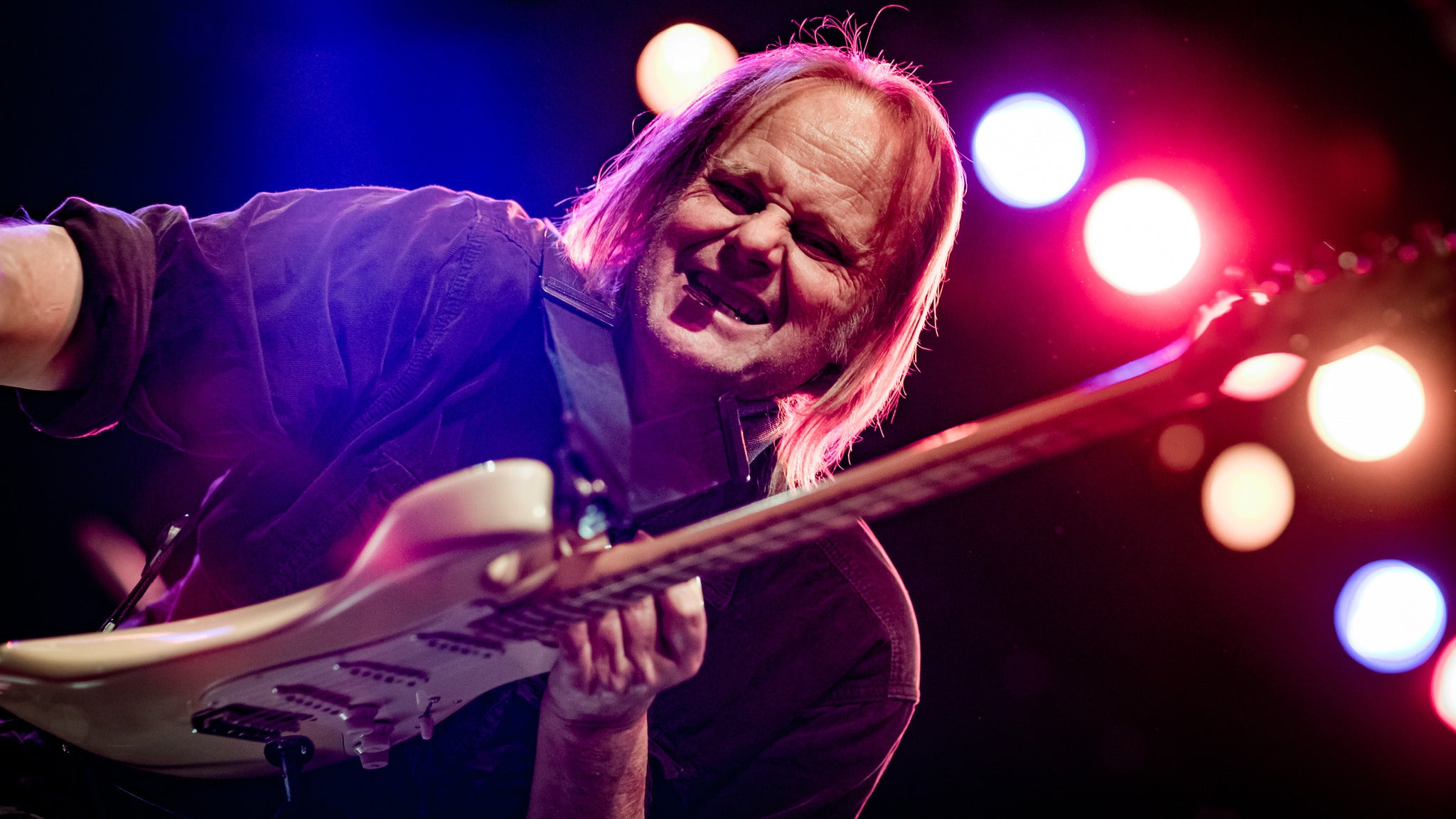 Walter Trout at The Funky Biscuit