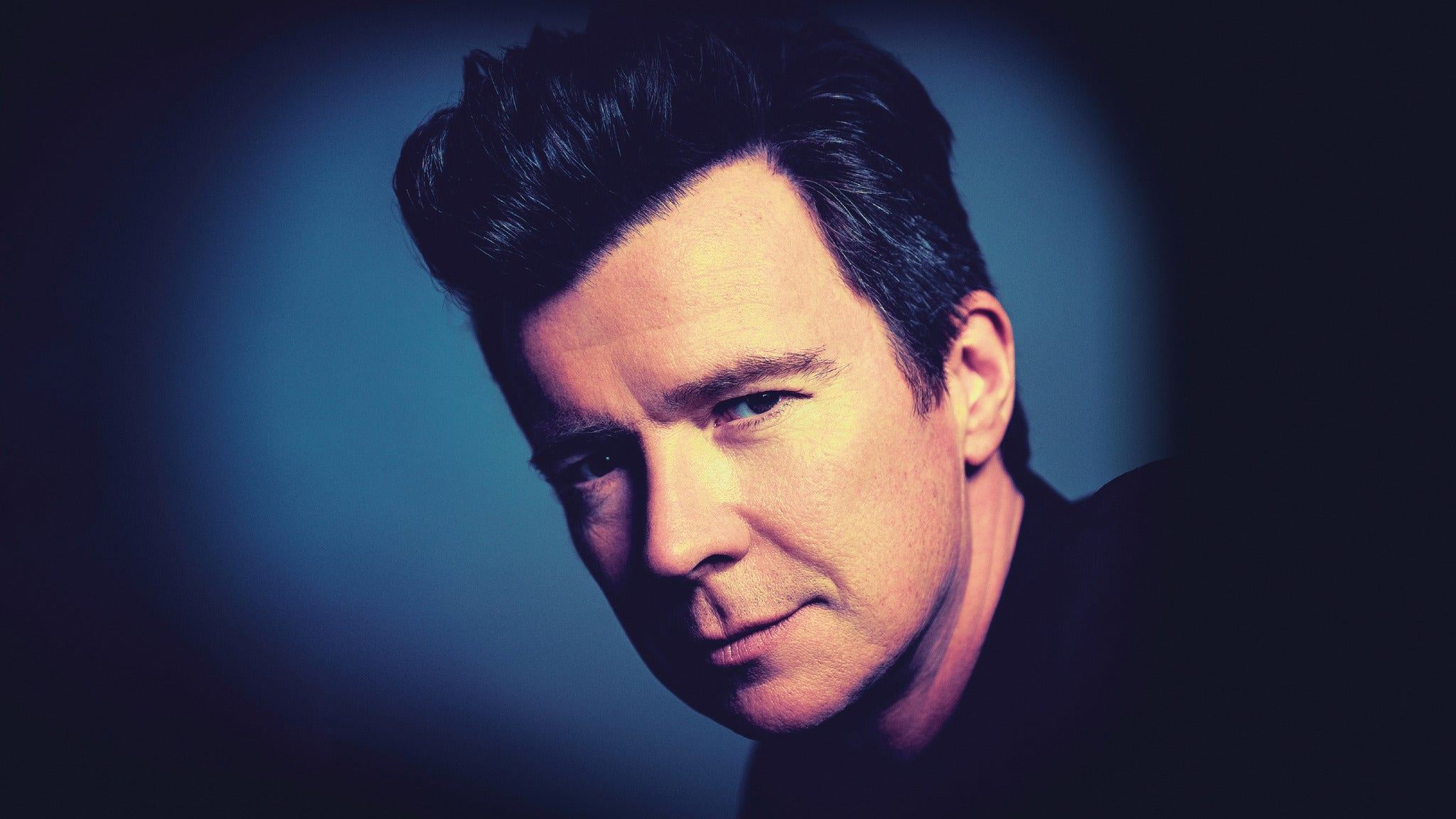 Rick Astley tickets (Copyright © Ticketmaster)