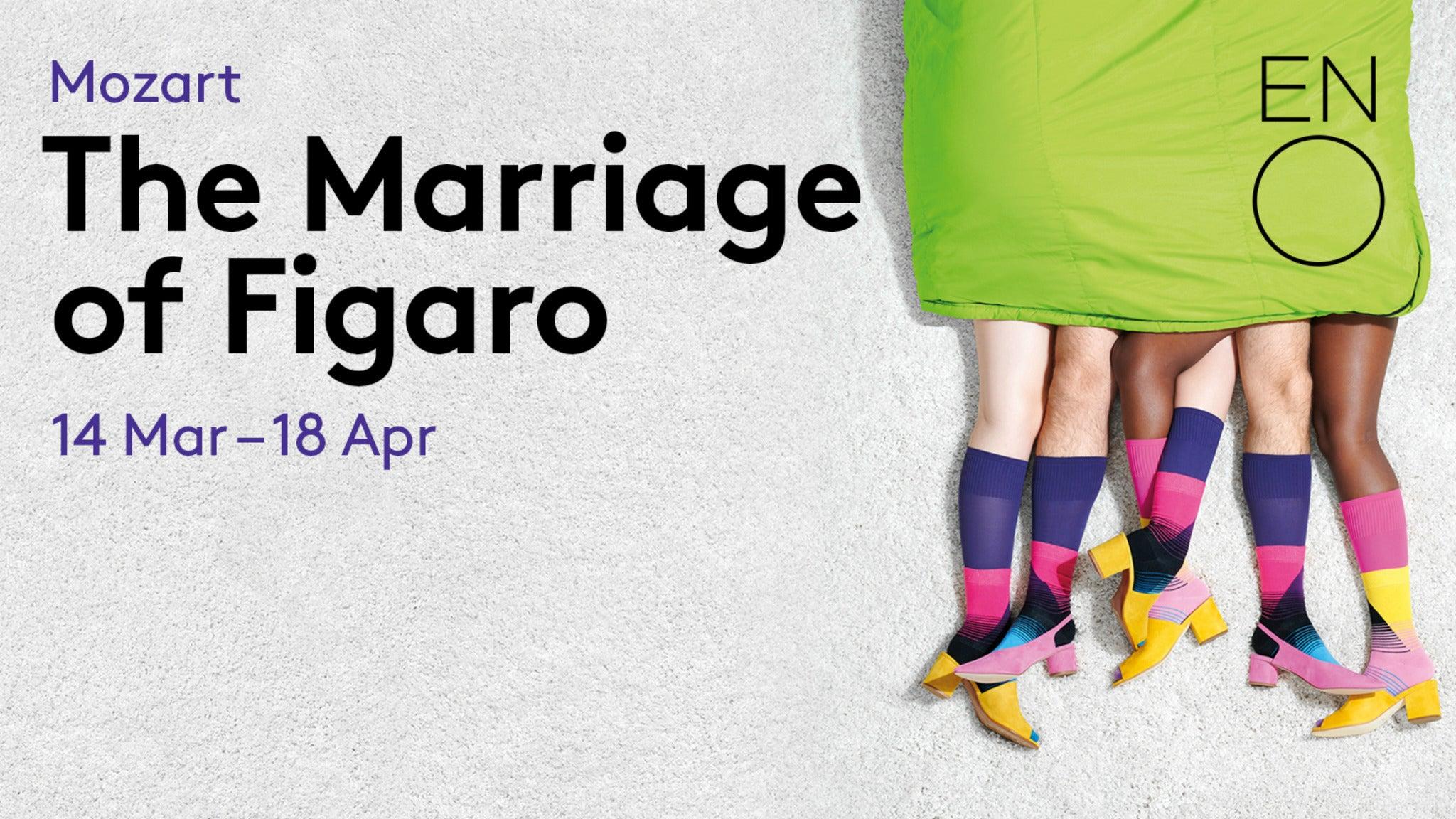 The Marriage of Figaro - English National Opera