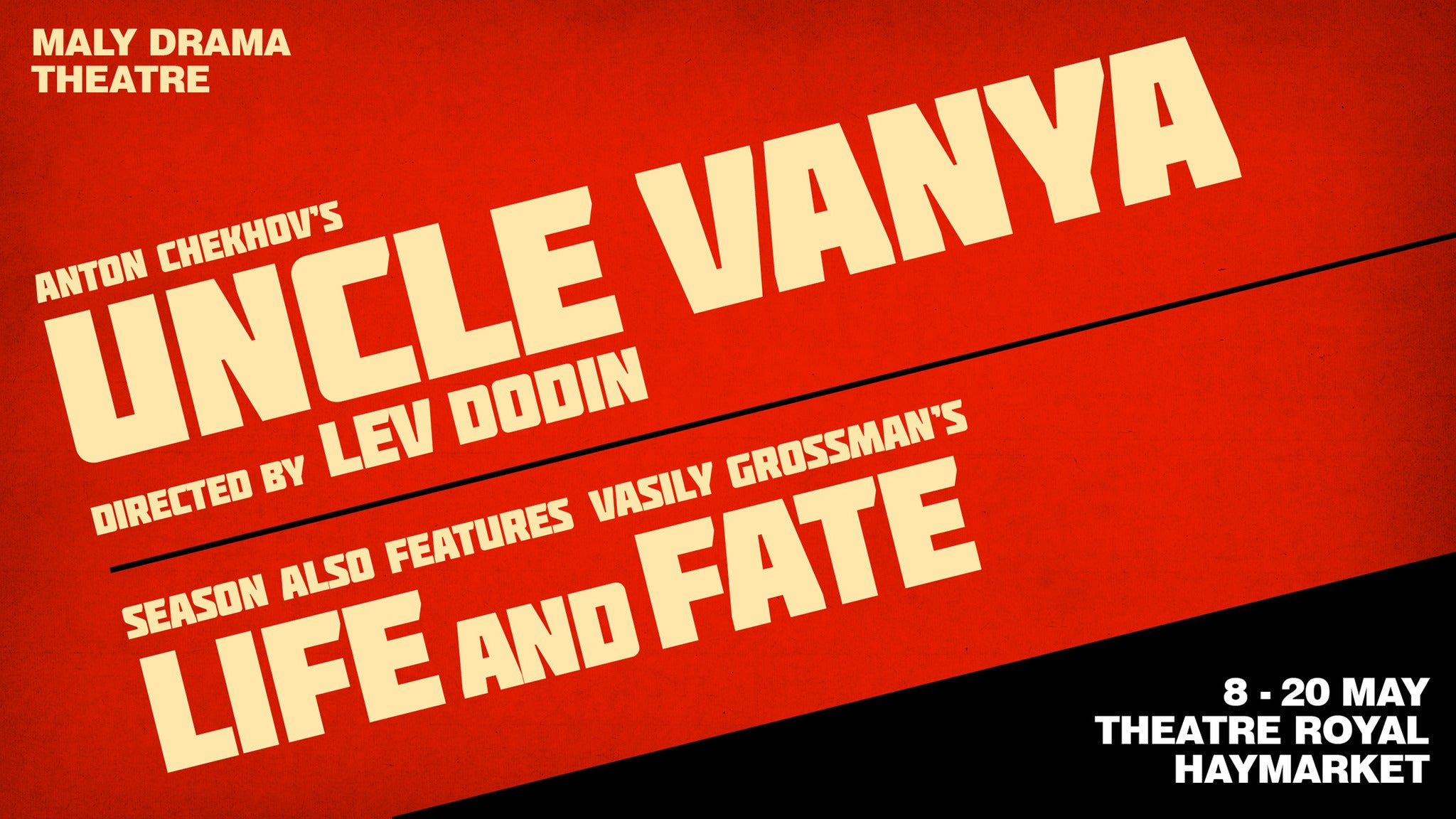 Uncle Vanya at Macgowan Hall Little Theater - Los Angeles, CA 90095