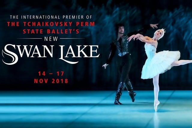 Tchaikovsky Perm State Ballet - Swan Lake