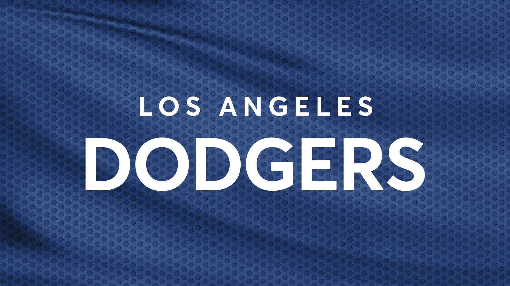 Los Angeles Dodgers vs. Seattle Mariners
