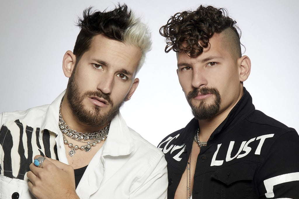 Mau y Ricky + Piso 21- Panas & Parceros