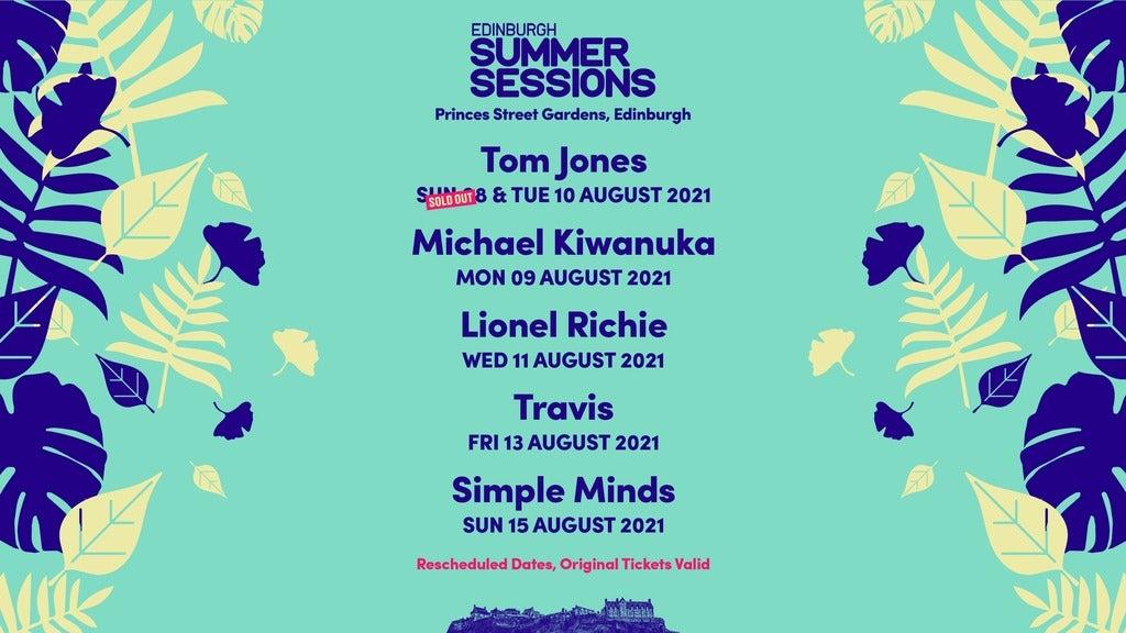 Hotels near Edinburgh Summer Sessions Events