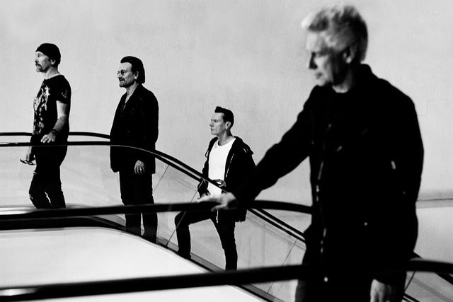 U2: eXPERIENCE + iNNOCENCE Tour - Travel Package