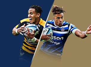 The Clash: Bath Rugby V Wasps RFC Seating Plans