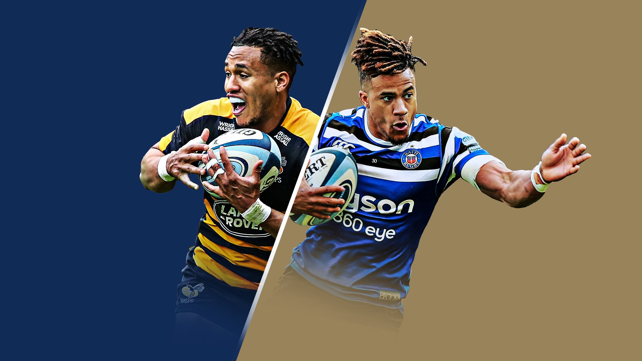 Gallagher Premiership - Bath Rugby V Bristol Bears Event Title Pic