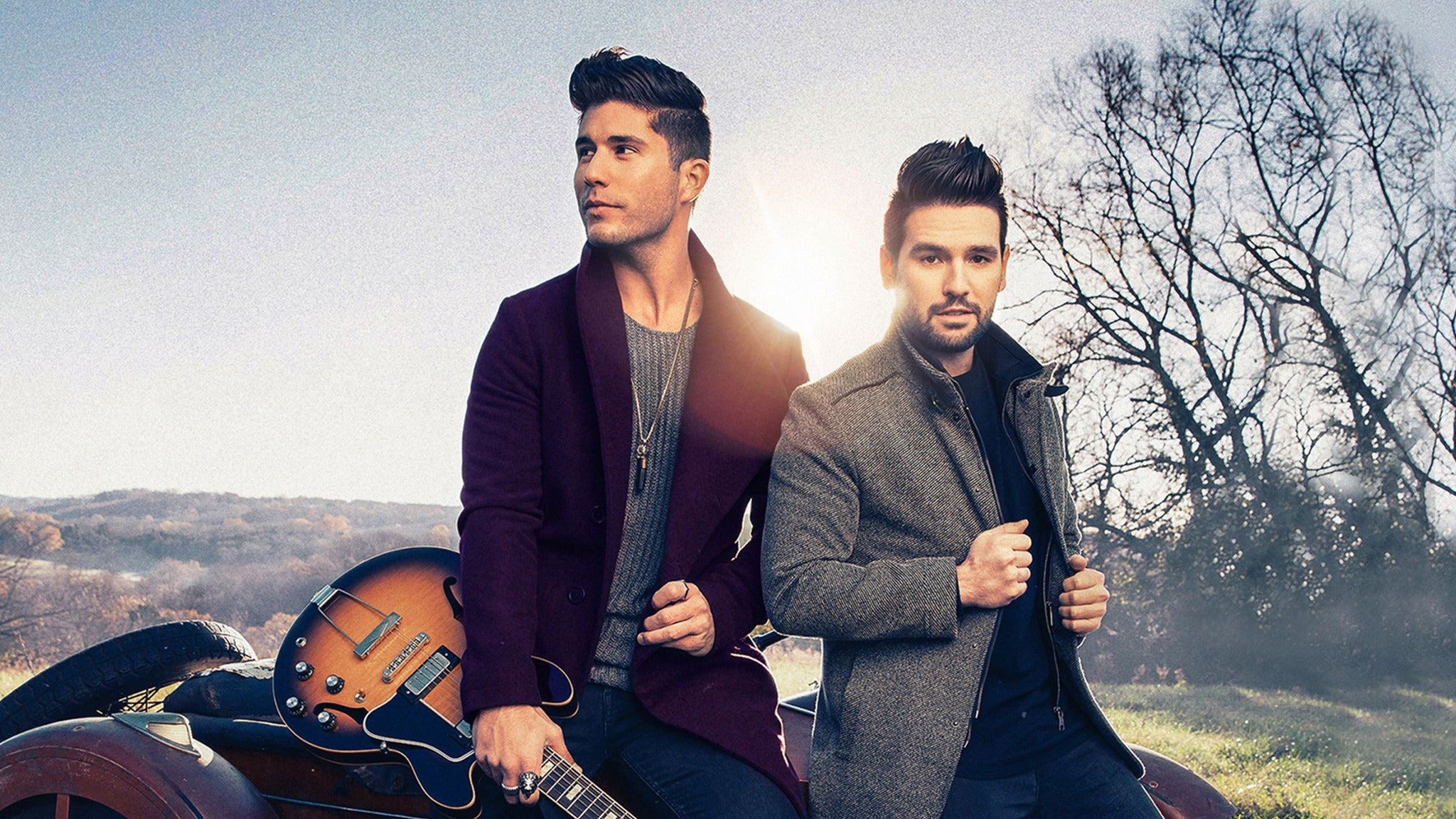 Dan and Shay at Kansas State Fair Grandstand