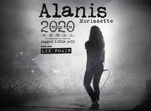 Alanis Morissette w/special guest Garbage & also appearing Liz Phair