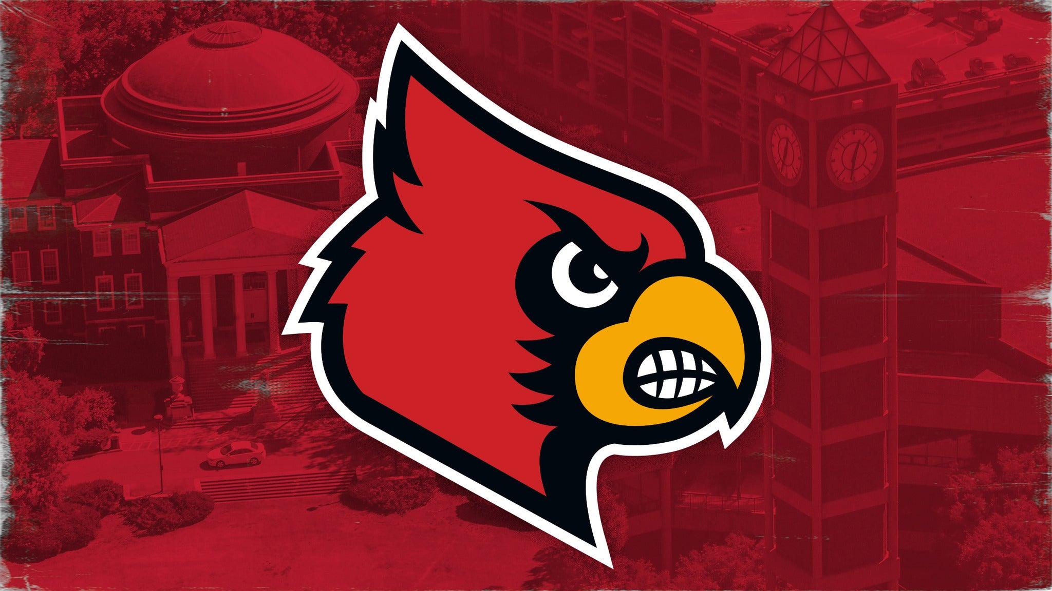 Louisville Cardinals Men's Soccer vs. Lipscomb University Bisons Men's Soccer