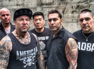 Agnostic Front and Sick of It All with Special Guest Crown of Thornz: