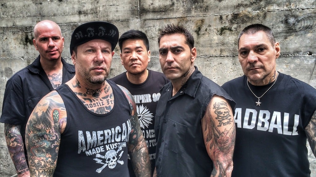 Hotels near Agnostic Front Events