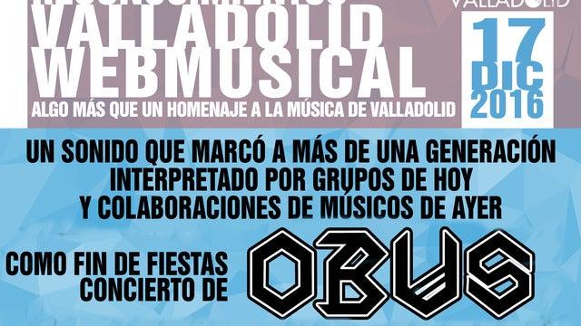 Valladolid web Musical