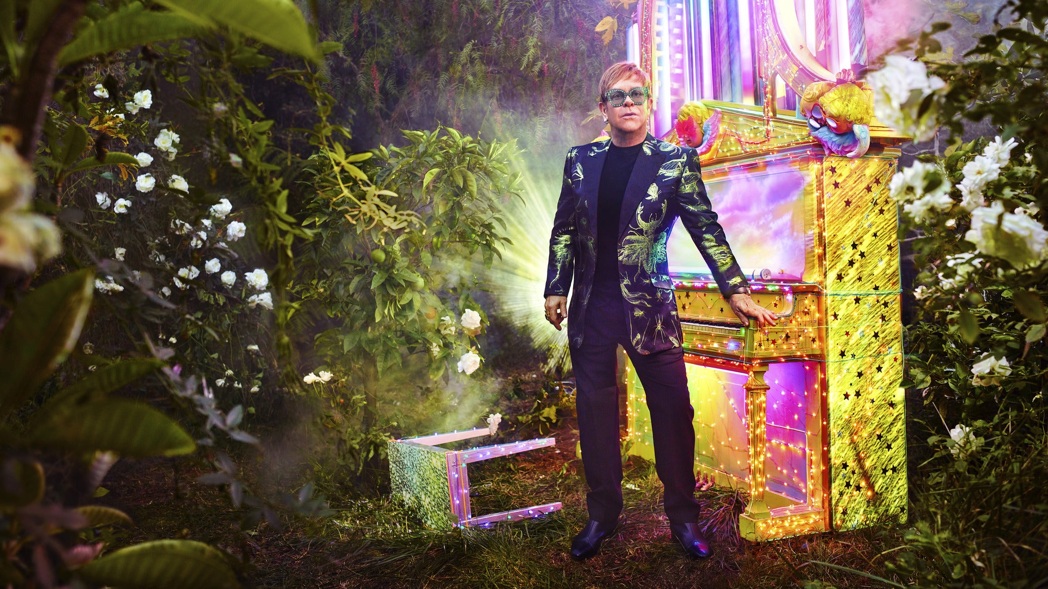 Elton John: Farewell Yellow Brick Road at Save Mart Center