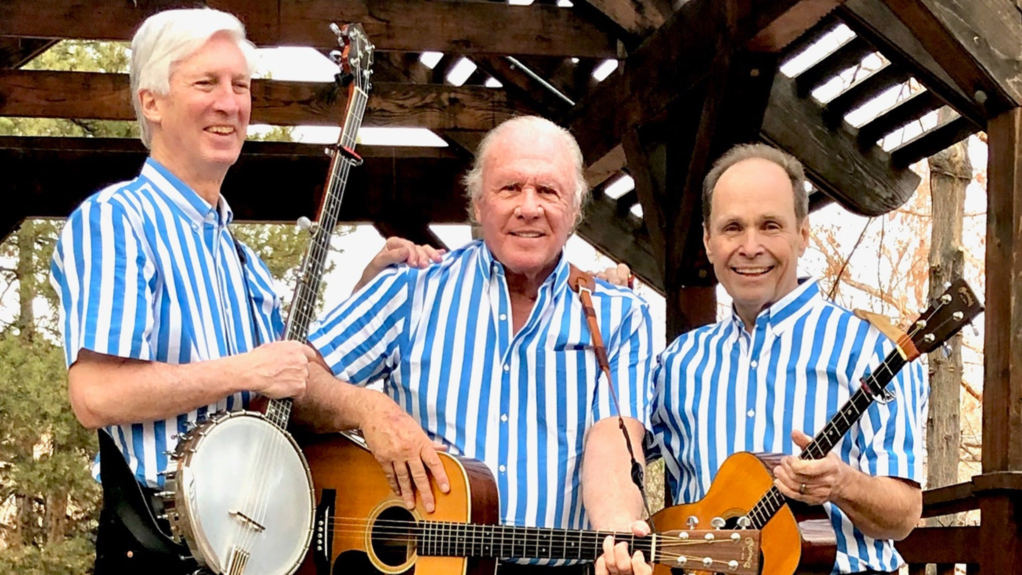 Kingston Trio at McCallum Theatre